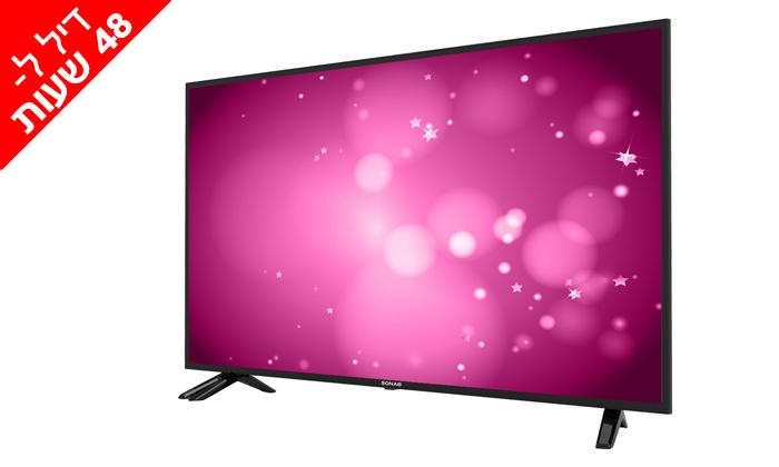 2 דיל ל-48 שעות: טלוויזיה חכמה 65 אינץ' SONAB