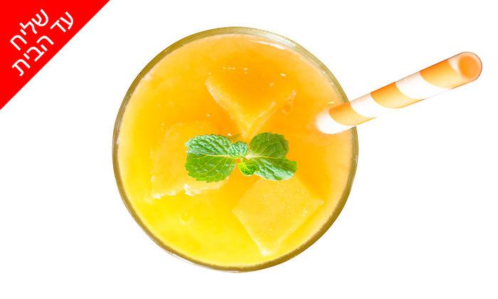 5 24 קפסולות להכנת משקה אייס במגוון טעמים - משלוח עד הבית לרחבי הארץ