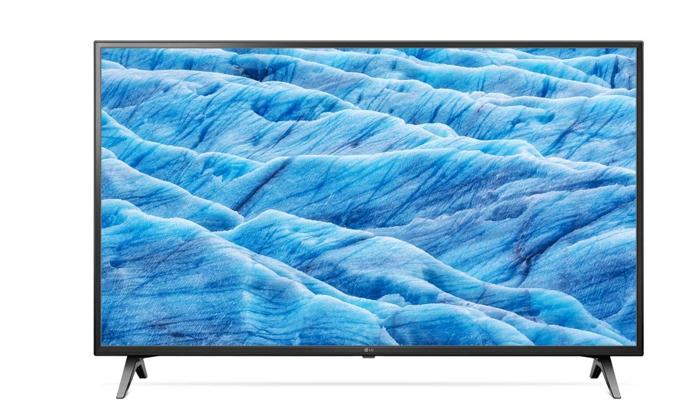 3 טלוויזיה חכמה 75 אינץ' LG