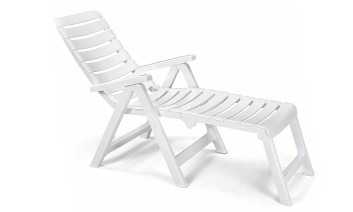 2 כיסא גן SCAB, דגם Cleopatra