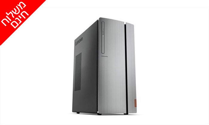5 מחשב נייח מחודש לנובו לגיימרים Lenovo דגם 720-18ICB עם זיכרון 16GB ומעבד i7