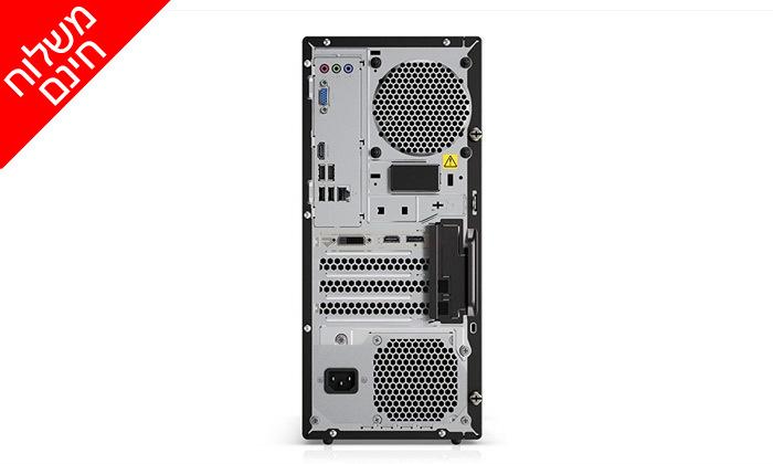 4 מחשב נייח מחודש לנובו לגיימרים Lenovo דגם 720-18ICB עם זיכרון 16GB ומעבד i7