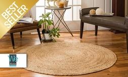 שטיח חבל עגול אלבניה
