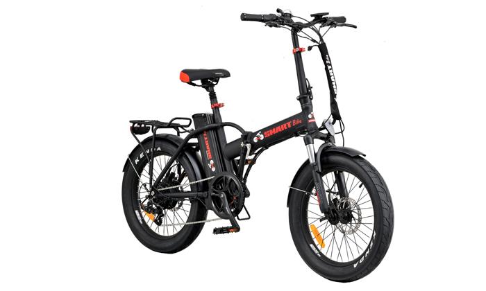 2 אופניים חשמליים Smart Bike Force3 48V