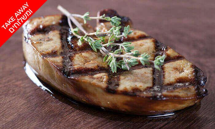 """6 רק בשר: ארוחה זוגית ב-T.A מת""""א, ראשל""""צ ורחובות"""