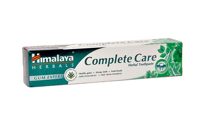 3 3 יחידות משחת שיניים להגנה על החניכיים הימלאיה Himalaya