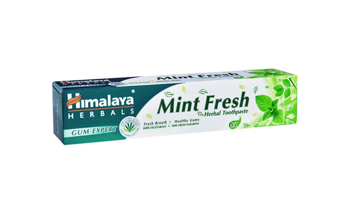3 3 יחידות משחת שיניים למניעת ריח מהפה הימלאיה Himalaya