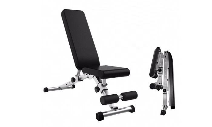 4 ספסל אימון מתקפל TEO SPORT דגם SIX-M