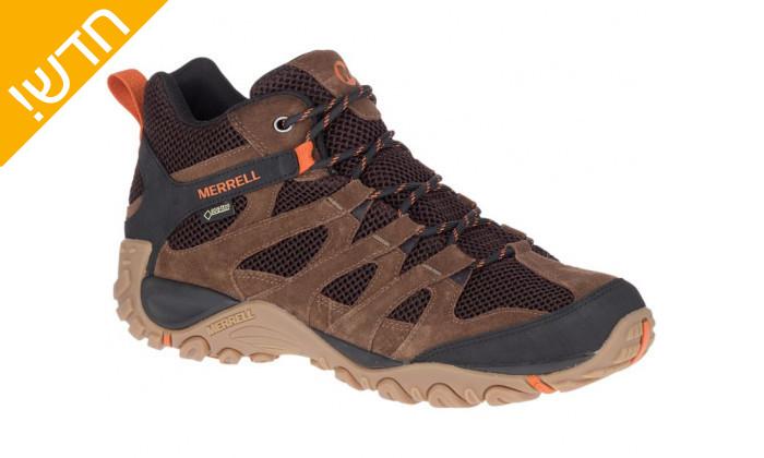 2 נעלי הליכה מירל לגבר MERRELL