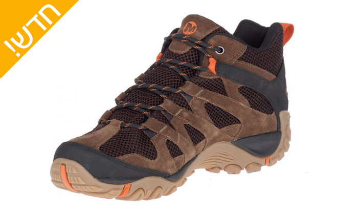 7 נעלי הליכה מירל לגבר MERRELL