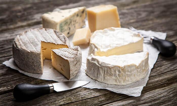 2 סדנה להכנת גבינות עם השף ג'אקומו, הוד השרון