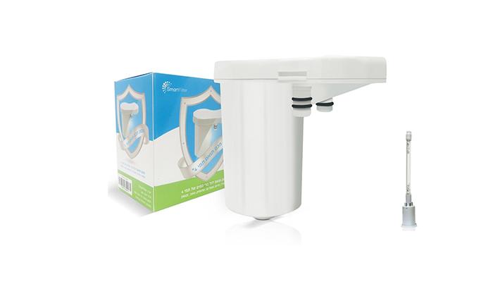2 מסנן פילטר ונורת UVחלופי למכשיר המים תמי 4