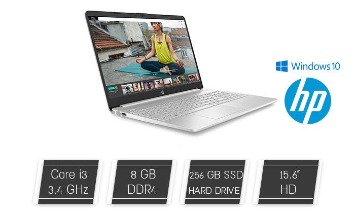 2 מחשב נייד HP עם מסך 15.6 אינץ'