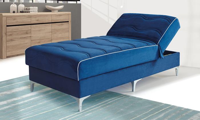2 מיטה ברוחב וחצי Or Design, דגם בונד עם ארגז מצעים
