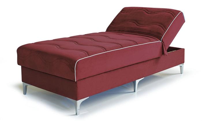 5 מיטה ברוחב וחצי Or Design, דגם בונד עם ארגז מצעים