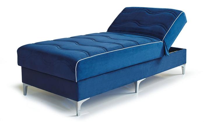 7 מיטה ברוחב וחצי Or Design, דגם בונד עם ארגז מצעים