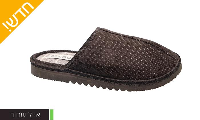 4 נעלי בית לגברים Be Cool