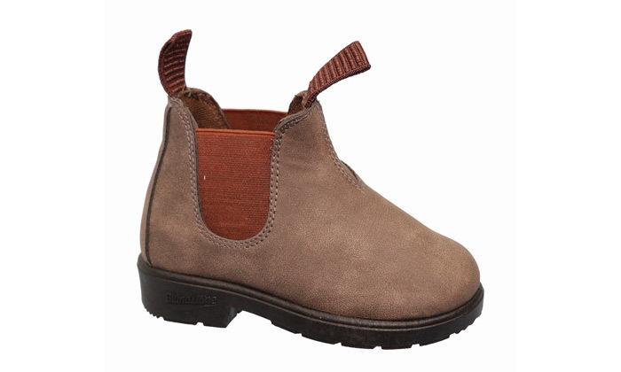 מגפיים לילדים ונוער Be Coolעשויים בד דמוי עור