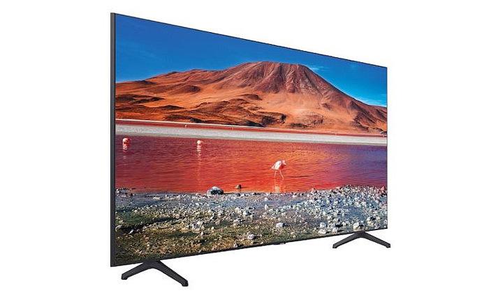 4 טלוויזיה SMART 4K SAMSUNG, מסך 75 אינץ' - כולל מתלה והתקנה