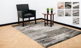 שטיח לסלון מסדרת טרנדי