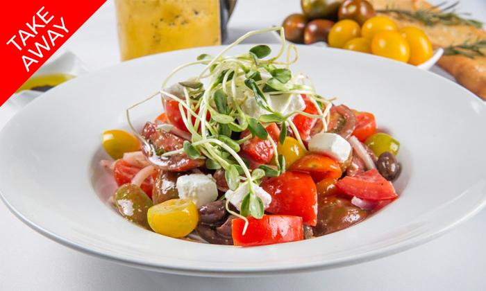 5 ארוחה איטלקית זוגית באיסוף עצמי ממסעדת טאבולה