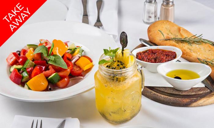 6 ארוחה איטלקית זוגית באיסוף עצמי ממסעדת טאבולה