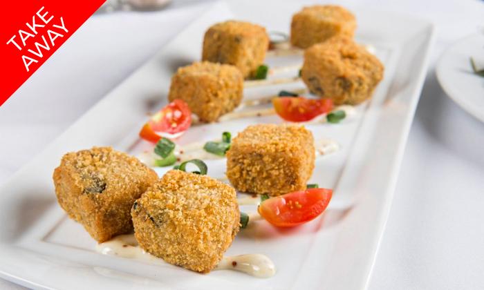 7 ארוחה איטלקית זוגית באיסוף עצמי ממסעדת טאבולה
