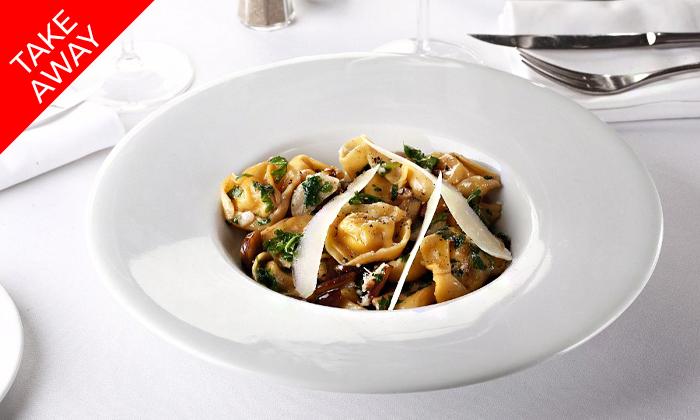 8 ארוחה איטלקית זוגית באיסוף עצמי ממסעדת טאבולה