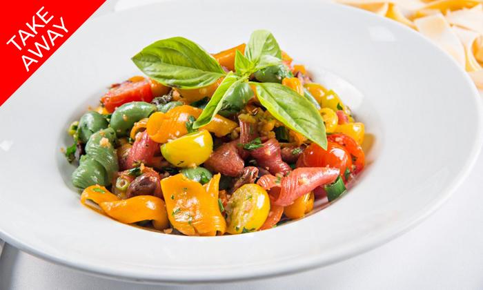 9 ארוחה איטלקית זוגית באיסוף עצמי ממסעדת טאבולה