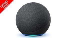 רמקול חכם Amazon Echo 4