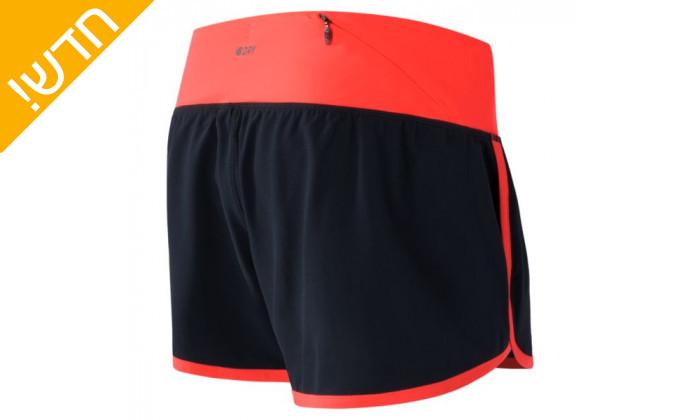 3 מכנס שורטס אימוניםניו באלאנס לנשים new balance