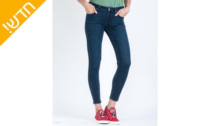 2 מכנסי ג'ינס לי לנשים LEE