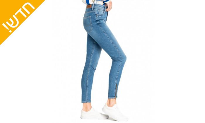 5 מכנסי ג'ינס לי לנשים LEE