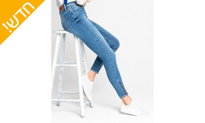 7 מכנסי ג'ינס לי לנשים LEE