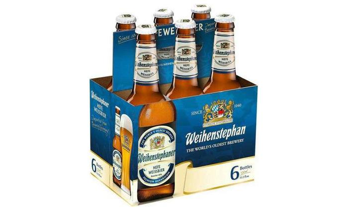 3 24 בקבוקי ויינשטפן באיסוף מחינאווי משקאות