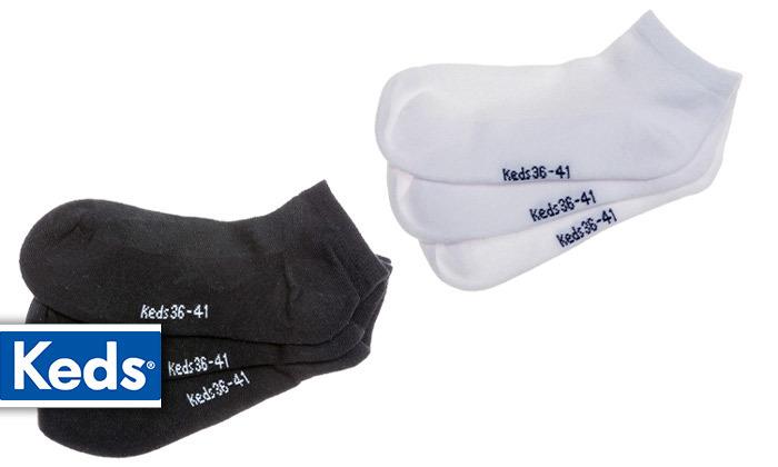 2 מארז 24 זוגות גרביים לגברים, נשים ונוער KEDS