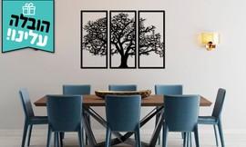 מבחר תמונות ממתכת לעיצוב הבית