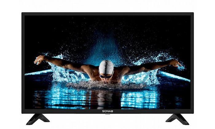 2 טלוויזיה SMART FHD Sonab, מסך 40 אינץ'