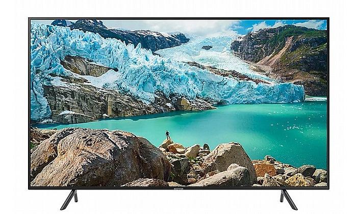 טלוויזיה SMART 4K SAMSUNG, מסך 55 אינץ'