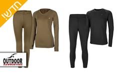 חולצה ומכנסים תרמיים COOL DRY
