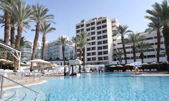 7 חופשה קולינרית במלון קיסר פרמייר אילת, כולל שייט והפתעות
