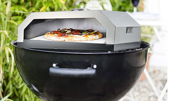 5 דיל ל-24 שעות: תנור פיצה עם אבן שמוט