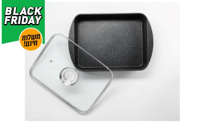 6 SOLTAM סולתם: סיר רוסטר 4.6 ליטרעם כפתור ארומה - משלוח חינם