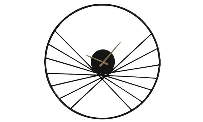 שעון קיר דגם מיתרים Tudo Design