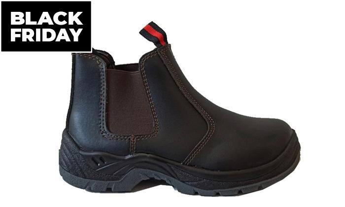 3 נעלי עבודה לגברים ולנוער