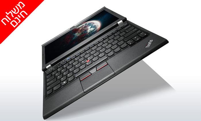 3 מחשב נייד Lenovo עם מסך 12.5 אינץ' ומעבד i5 - משלוח חינם