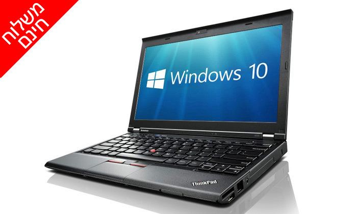 4 מחשב נייד Lenovo עם מסך 12.5 אינץ' ומעבד i5 - משלוח חינם