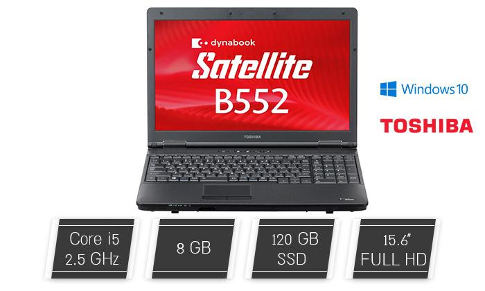 """2 מחשב נייד TOSHIBA עם מסך """"15.6, כולל משלוח חינם ותיק לפטופ"""