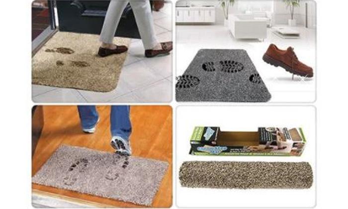 2 שטיח הקסם - למניעת סימני לכלוך בבית
