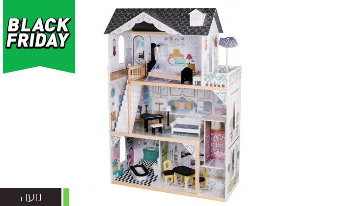 5 בית בובות לילדים במבחר דגמים
